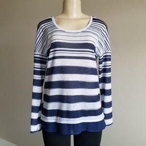 Jessica Simpson Sweater Long Sleeve Blouse